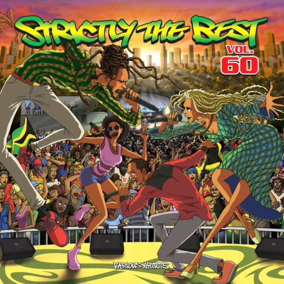 Various Artists - Strictly The Best Vol. 60 LP