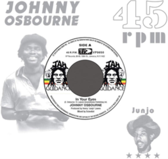 Johnny Osbourne - In Your Eyes 7