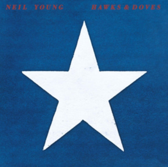 Neil Young - Hawks & Doves - LP VINYL