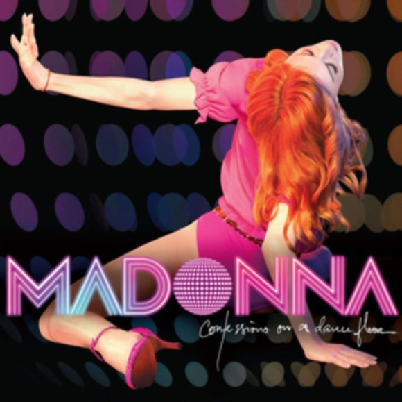 Madonna - Confessions On A Dance Floor - LP VINYL