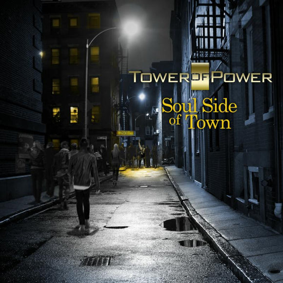 Tower Of Power - Soul Side Of Town LP