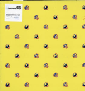 Pet Shop Boys - Very - LP VINYL