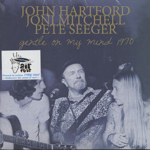 John Hartford, Joni Mitchell, Pete Seeger - Gentle On My Mind 1970 LP