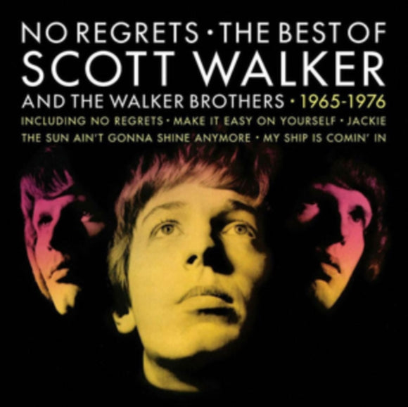 Scott Walker - No Regrets - The Best Of Scott Walker And The Walker Brothers - L.P. SET