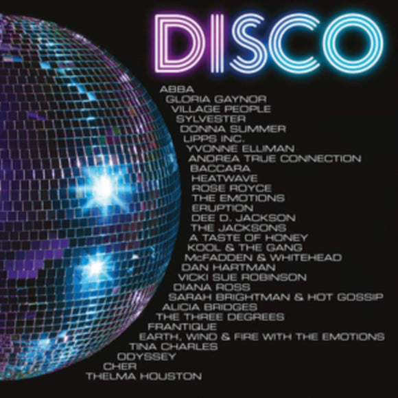 Various Artists - Disco - L.P. SET