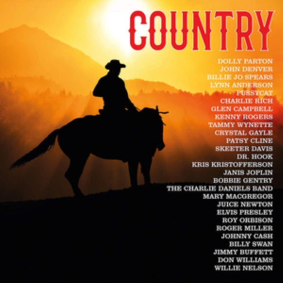 Various Artists - Country - L.P. SET