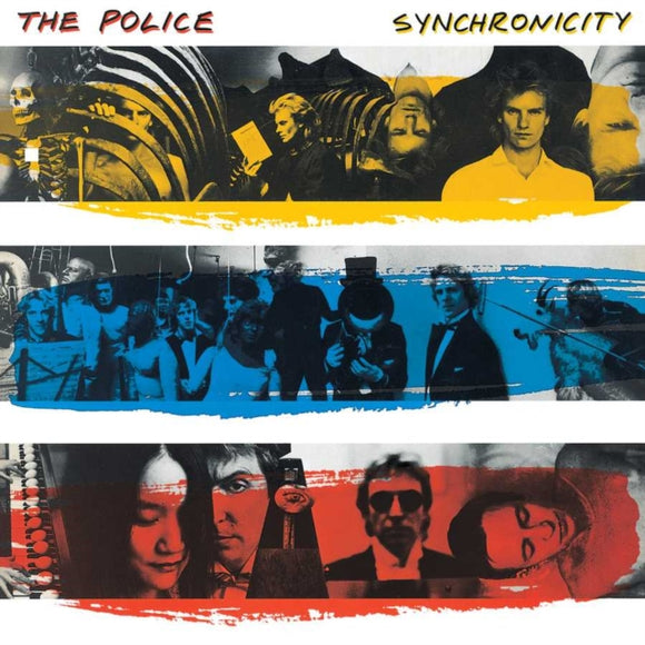 The Police - Synchronicity - 12 INCH RECORD