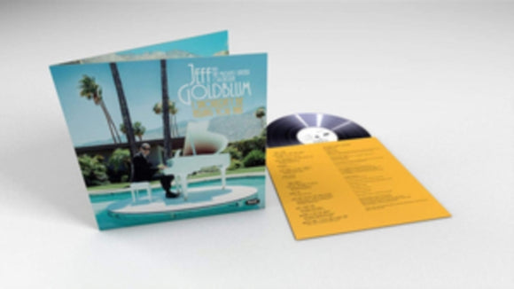 Jeff Goldblum & The Mildred Snitzer Orchestra - I Shouldn¿t Be Telling LP