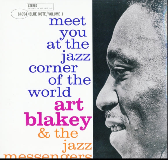 Art Blakey & The Jazz Messengers - Meet You At The Jazz Corner Of The  LP