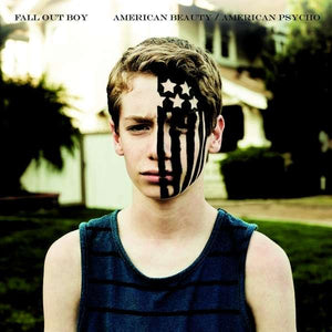 Fall Out Boy - American Beauty/american Psycho - 12 INCH RECORD