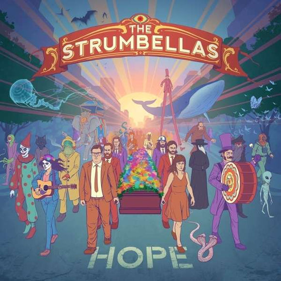 The Strumbellas - Hope - 12 INCH RECORD