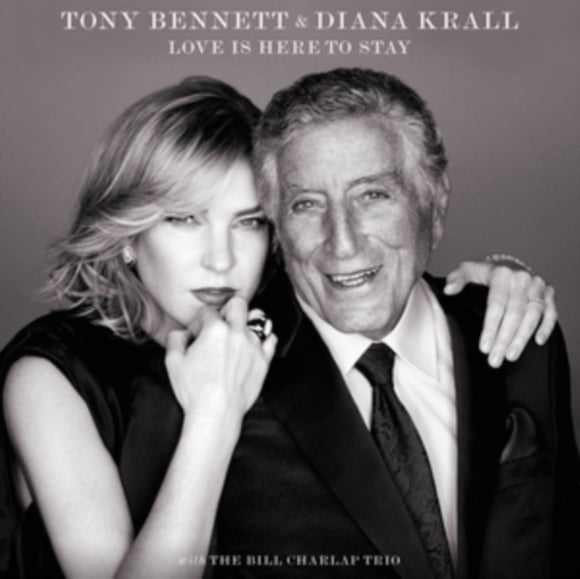 Tony Bennett Diana Krall - Love Is Here To Stay - 12 INCH RECORD
