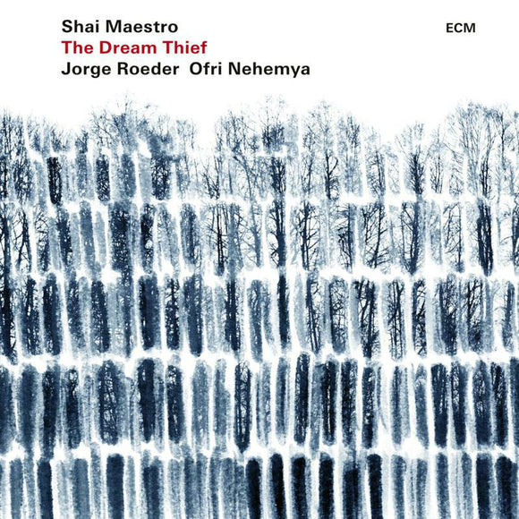 Maestro Shai - Dream Thief The LP