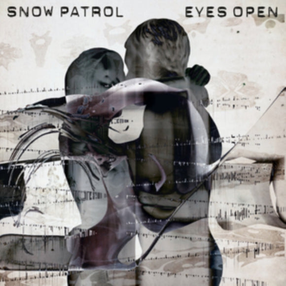 Snow Patrol - Eyes Open - L.P. SET