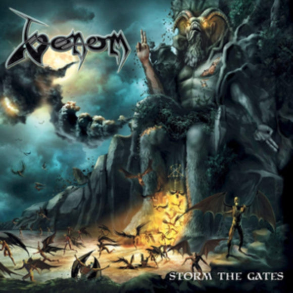 Venom - Storm The Gates - L.P. SET