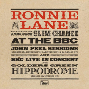 Ronnie Lane And Slim Chance - At The Bbc - L.P. SET