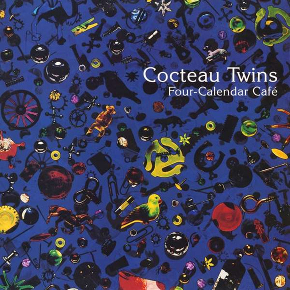 Cocteau Twins - Four Calender Cafe - 12 INCH RECORD