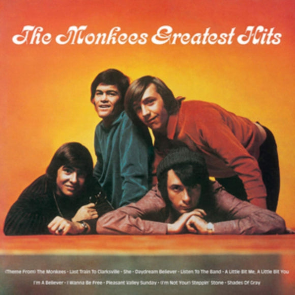 The Monkees - The Monkees Greatest Hits - LP VINYL