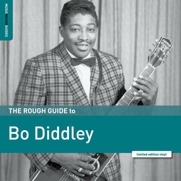 Diddley Bo - Rough Guide Bo Diddley LP