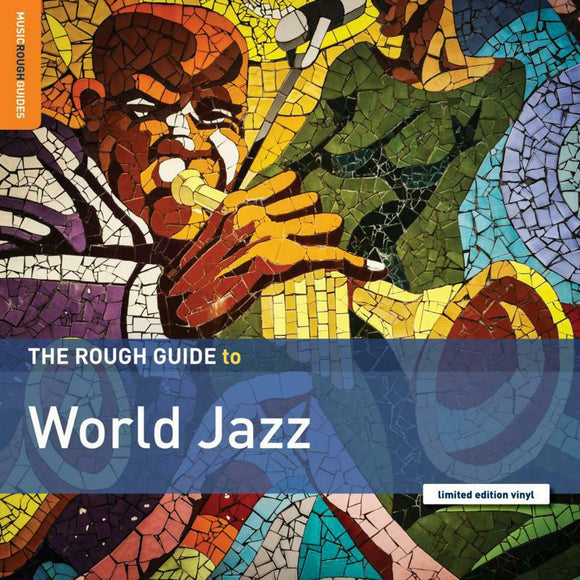 Various - Rough Guide World Jazz LP