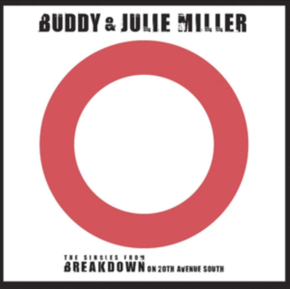 Buddy & Julie Miller - Spittin' On Fire / War Child 7