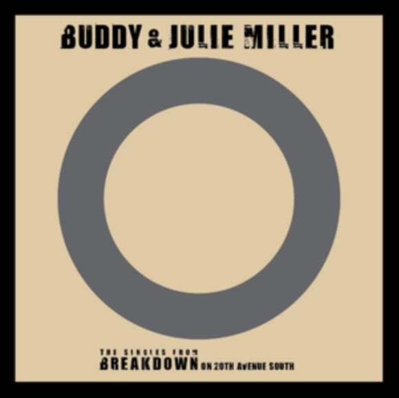Buddy & Julie Miller - I M Gonna Make You Love Me / Can T Cry Hard En 7