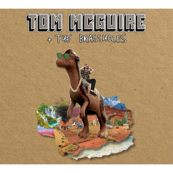 Mcguire Tom & The Brassholes - Tom Mcguire & The Brassholes LP