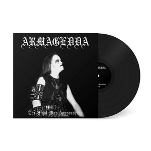 Armagedda - The Final War Approaching - LP