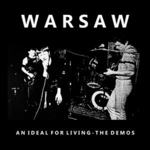Warsaw - An Ideal For Living: The Demos - LP