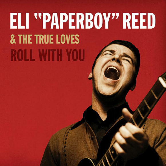 Reed Eli Paperboy - Roll With You LP