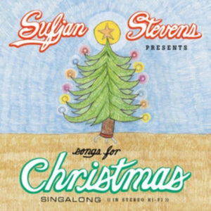 Sufjan Stevens - Songs For Christmas - LP