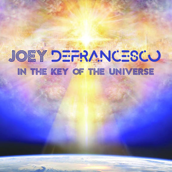 Defrancesco Joey - In The Key Of The Universe LP