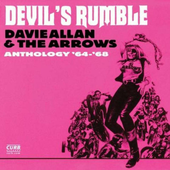 Allan Davie & The Arrows - Devils Rumble Anthology 64- LP