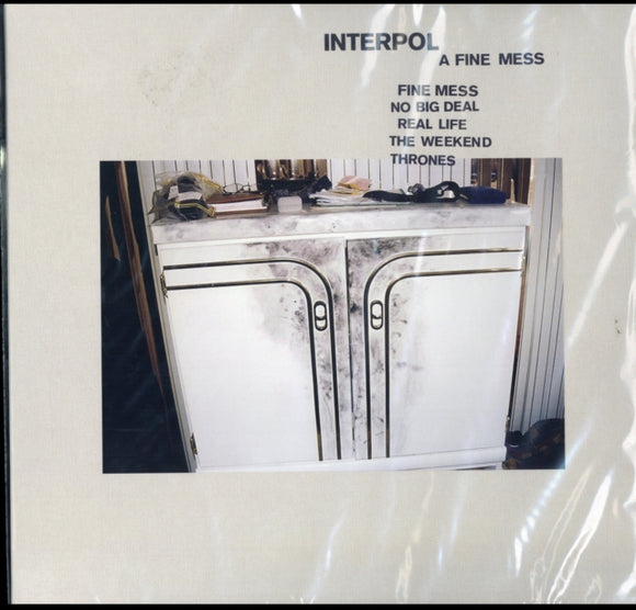 Interpol - A Fine Mess 12