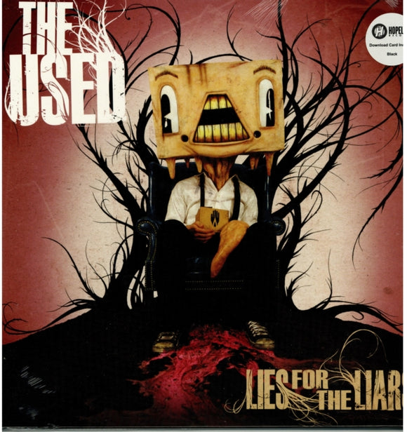 The Used - Lies For The Liars LP