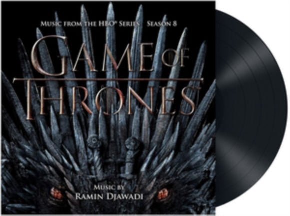 Ramin Djawadi - Game Of Thrones: Season 8 (sel LP