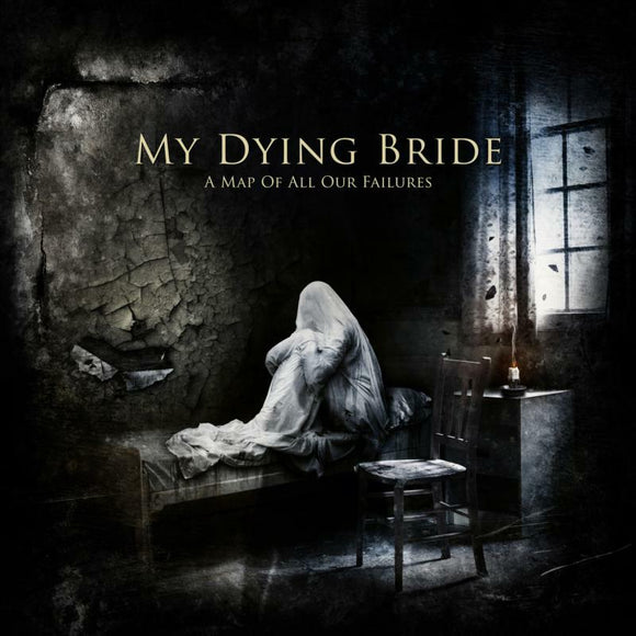 My Dying Bride - A Map Of All Our Failures LP
