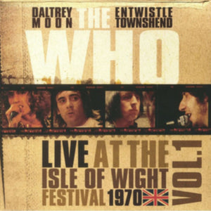 Who, The - Live At The Isle Of Wight Vol 1 - DLP