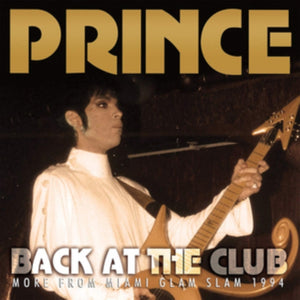 Prince - Back At The Club - DLP