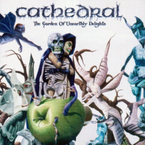 Cathedral - The Garden Of Unearthly Delights - DLP