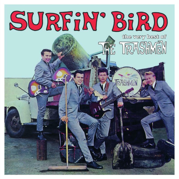 Trashmen The - Surfin Bird - The Very Best O LP