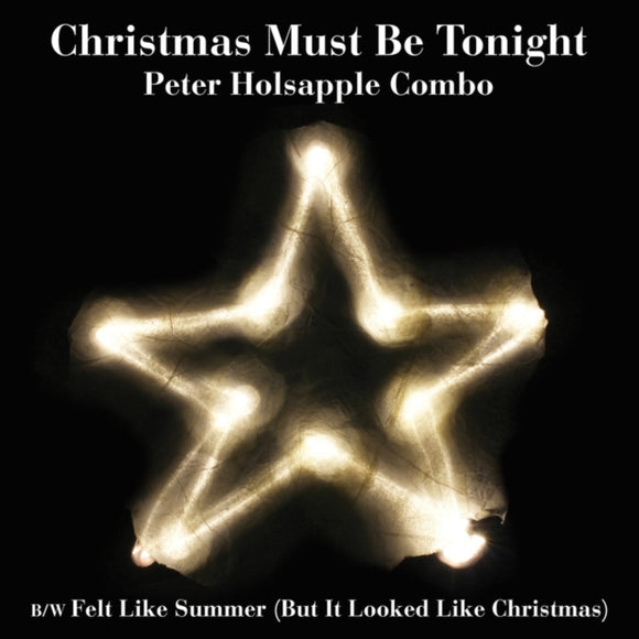 Peter Holsapple Combo - Christmas Must Be Tonight 7