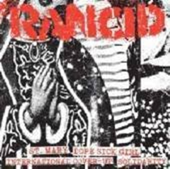 Rancid - St Mary/dope Sick Girl/international Cover Up/solidarity NEW 7