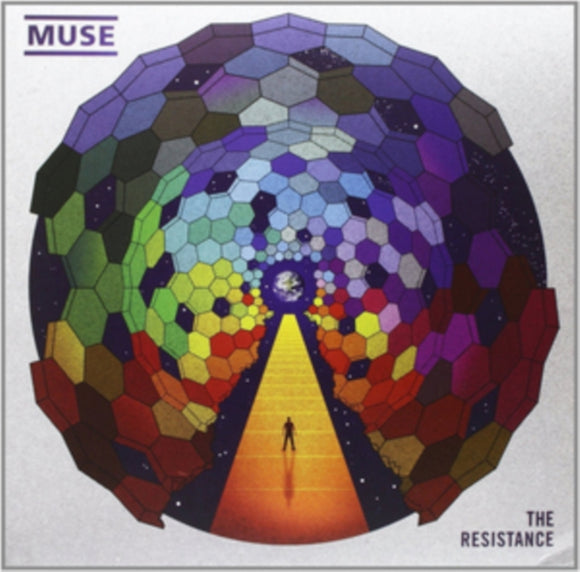 Muse - The Resistance - LP VINYL