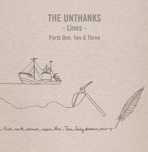 Unthanks, The - Lines - Parts One, Two And Three (3 X 10 Inch Lp) - 3LP