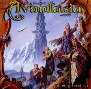 Avantasia - The Metal Opera Pt. Ii (phd Exclusive White Vinyl) - DLP