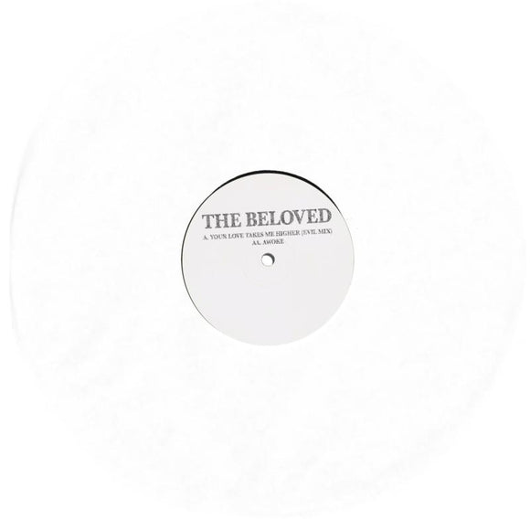 Beloved The - Your Love Takes Me Higher Ep NEW 12