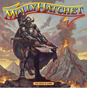 Molly Hatchet - The Deed Is Done - LP