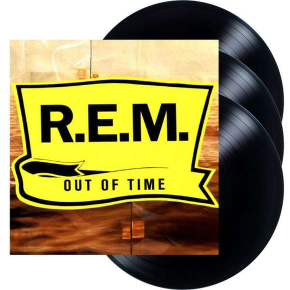 R.e.m. - Out Of Time - L.P. SET