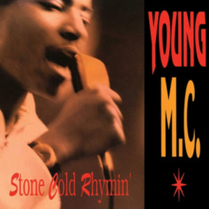 Young Mc - Stone Cold Rhymin' - 12 INCH RECORD